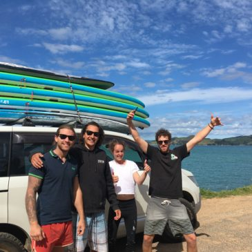 Waiheke Adventure Company SUP Tour